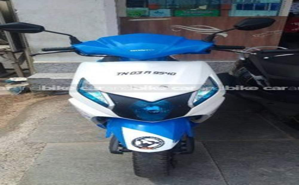 Honda Dio Std Front View