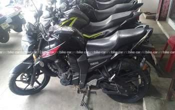 Yamaha Fz S Std Front Tyre