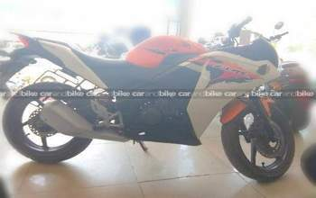 Honda Cbr 150r Std Left Side
