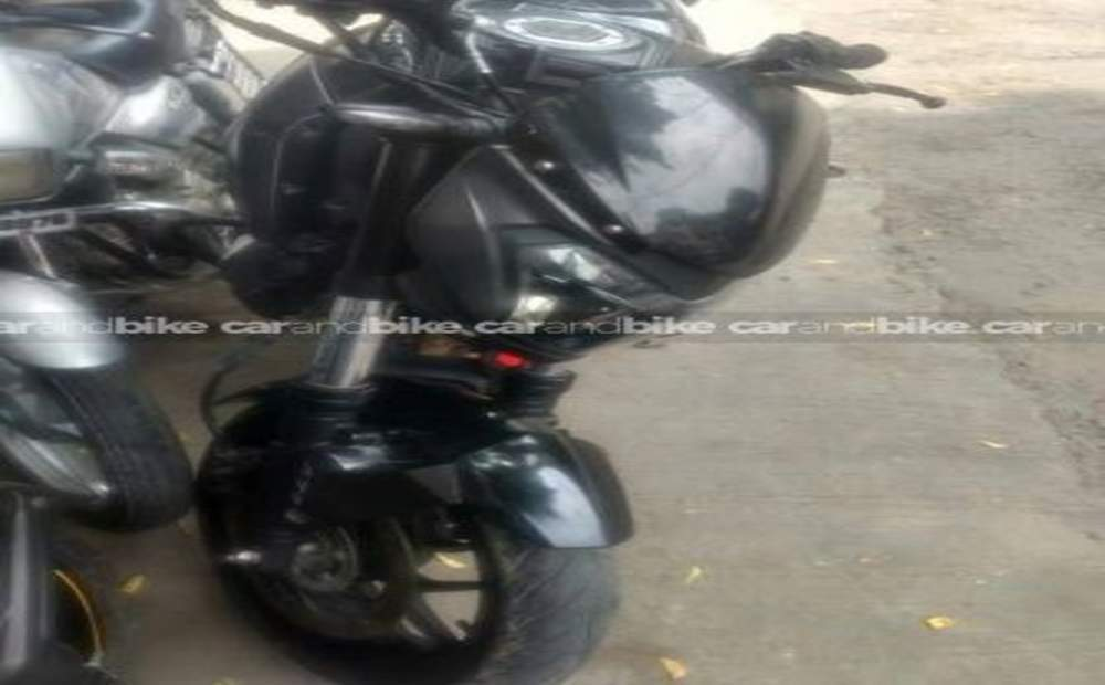 Bajaj Dominar 400 Disc Brake Front View