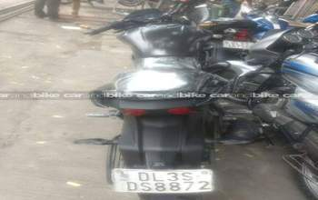 Bajaj Dominar 400 Disc Brake Left Side