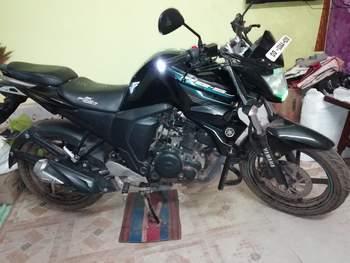Yamaha Fz S V20 Fi Engine
