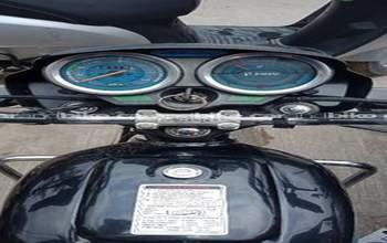 Hero Splendor Pro Self Start Drum Brake Spoke Wheel Left Side