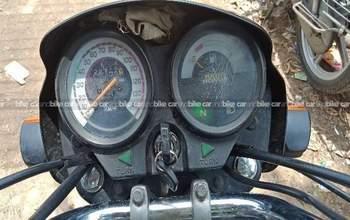 Hero Splendor Plus Self Start Drum Brake Alloy Wheel Rear Tyre