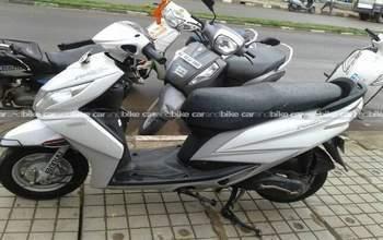Yamaha Ray Std Left Side