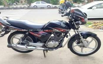 Suzuki Zeus Std Left Side