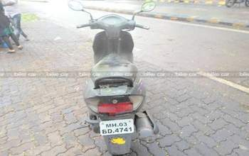Honda Dio Std Right Side