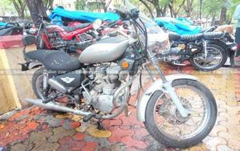 Royal Enfield Thunderbird 350 Std Left Side