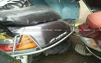 Honda Activa Dlx Front Tyre