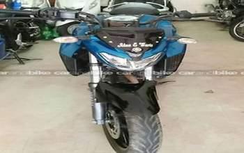 Yamaha Fz 25 Std Front Tyre