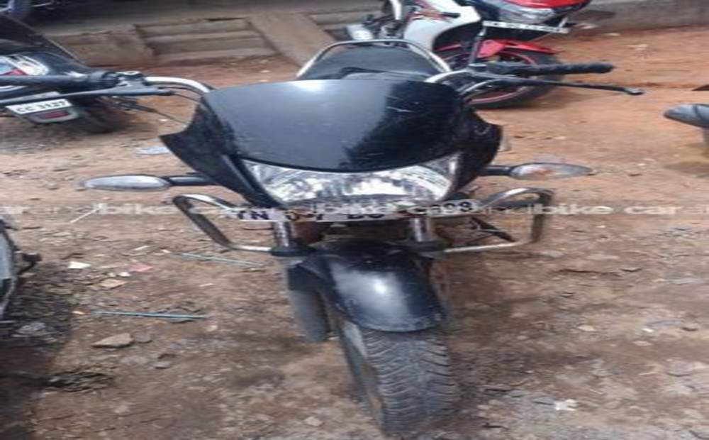 Honda Cb Shine Dx Front View