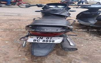 Honda Cb Shine Dx Right Side