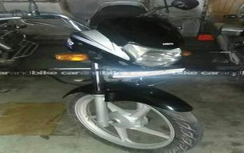 Hero Honda Cd Deluxe Std Left Side