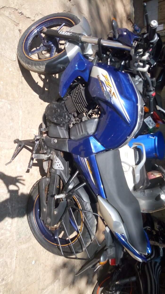 Used Yamaha Fz V20 Fi Bike in Mumbai 2012 model, India at Best Price, ID 1100