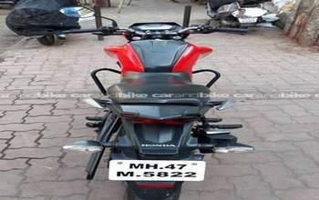 Honda Cb Hornet 160r Cbs Right Side
