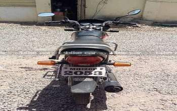 Hero Honda Cd Deluxe Std Right Side