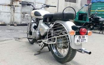 Royal Enfield Classic 350 Std Right Side