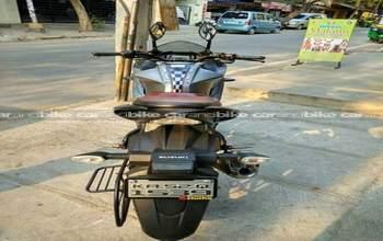 Suzuki Gixxer Sf Std Front Tyre