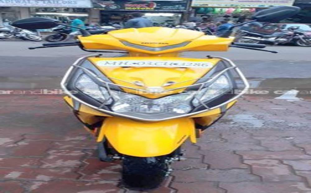 Used Honda Dio Bike in Mumbai 2017 model, India at Best Price, ID 11218
