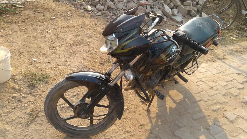 Bajaj Discover 125 Rear View