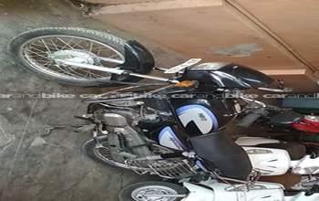 Hero Splendor Plus Self Start Drum Brake Alloy Wheel I3s Rear Tyre