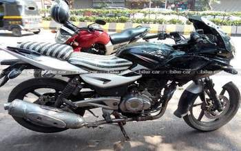 Bajaj Pulsar 220 Standard Left Side