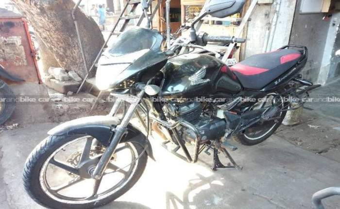 used honda cb unicorn bike in mumbai 2010 model india at