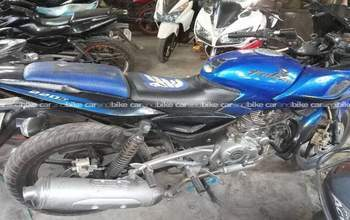 Bajaj Pulsar 220 Standard Left Side