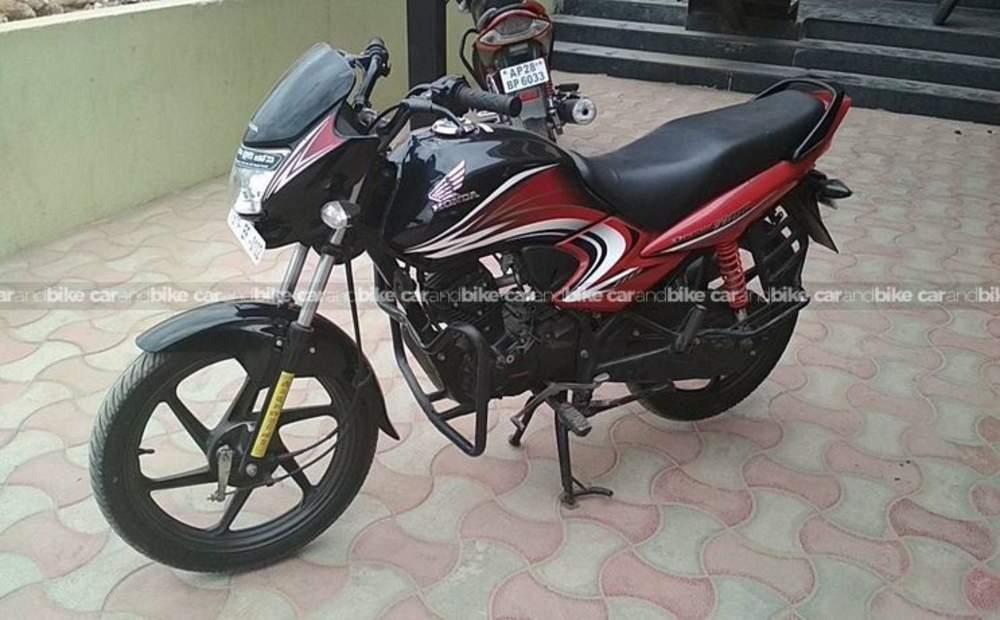 Used Honda Dream Yuga Bike In Hyderabad 2015 Model India At Best Price Id 11689