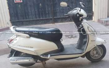 Suzuki Access 125 Drum Brake Front Tyre
