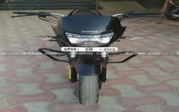Honda Dream Yuga Kick Drum Alloy Rear Tyre