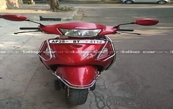 Hero Honda Pleasure Std Rear Tyre