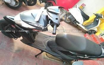 Yamaha Ray Std Rear Tyre