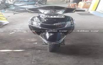 Hero Honda Pleasure Std Front Tyre