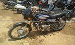 Hero Splendor Plus Self Start Drum Brake Alloy Wheel Front Tyre