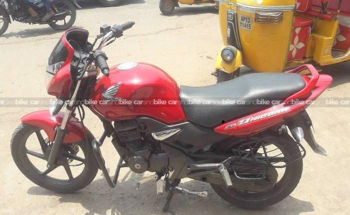 used honda cb unicorn bike in hyderabad 2013 model india