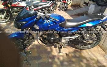Bajaj Pulsar 150 Std Rear View