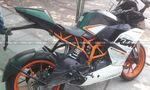 Ktm Rc 390 Std Left Side