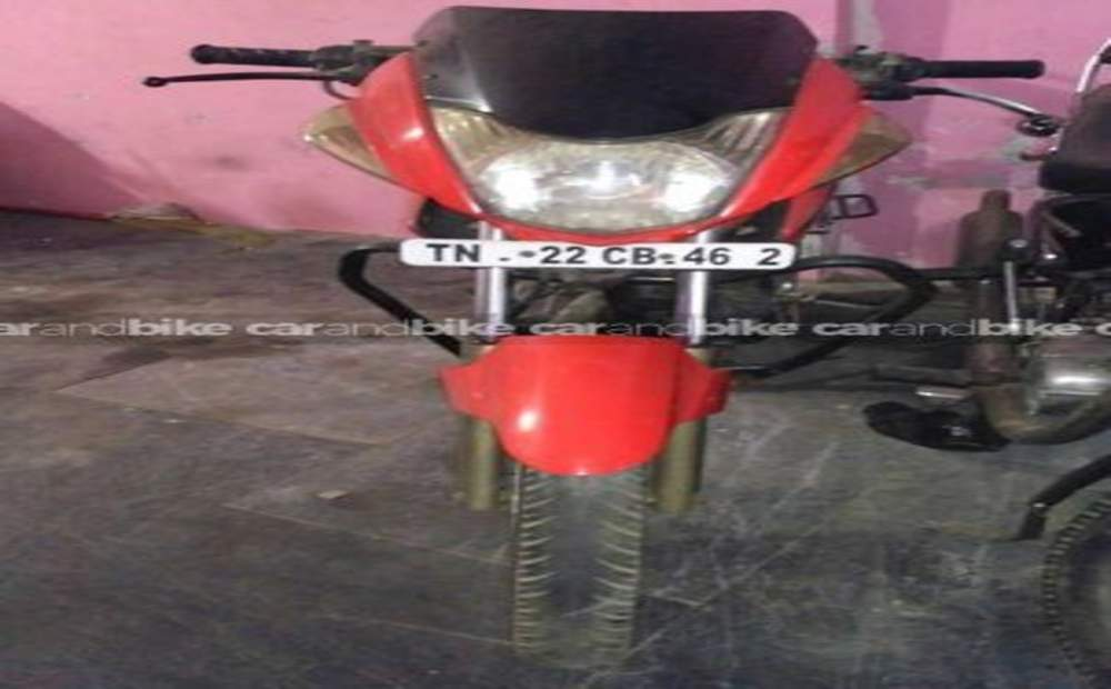 Hero Honda Cbz Xtreme Dss Front View