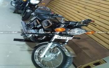 Yamaha Rx 135 Std Front Tyre