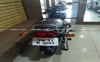 Yamaha Rx 135 Std Rear Tyre