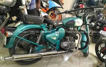 Royal Enfield Classic 500 Std Right Side