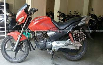 Hero Honda Cbz Xtreme Std Rear View