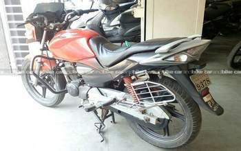 Hero Honda Cbz Xtreme Std Right Side