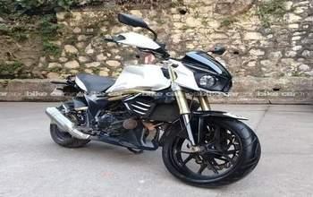 Mahindra Mojo Ut 300 Rear Tyre