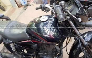 Honda Cb Shine Dx Left Side