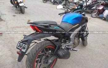 Bajaj Dominar 400 Disc Brake Rear Tyre