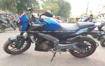 Bajaj Dominar 400 Disc Brake Right Side