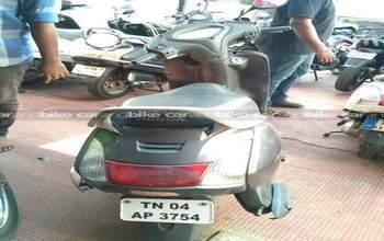 Honda Activa Dlx Rear Tyre
