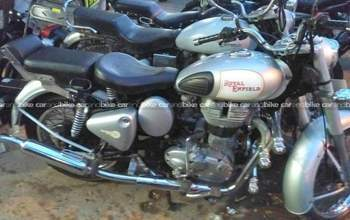 Royal Enfield Classic 350 Std Left Side